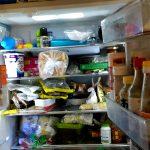 汚部屋をスッキリ片づける!冷蔵庫編。
