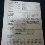 猛暑のおかげ!5人家族の7月のプロパンガス代は3000円台。